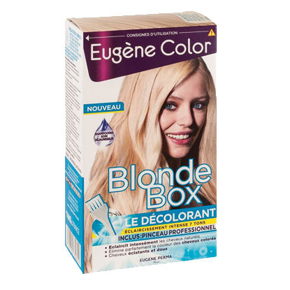Kit de Décoloration - Le Décolorant - Blonde Box - Eugène Color