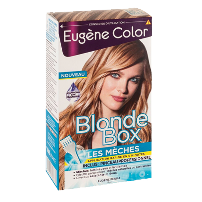 Kit de Coloration - Le Kit Les Mèches - Blonde Box - Eugène Color